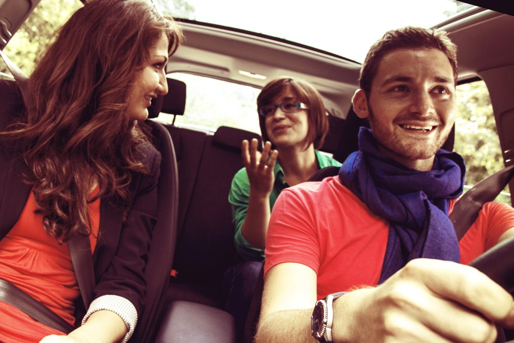 Райдшейдинг - путешествуем весело и выгодно