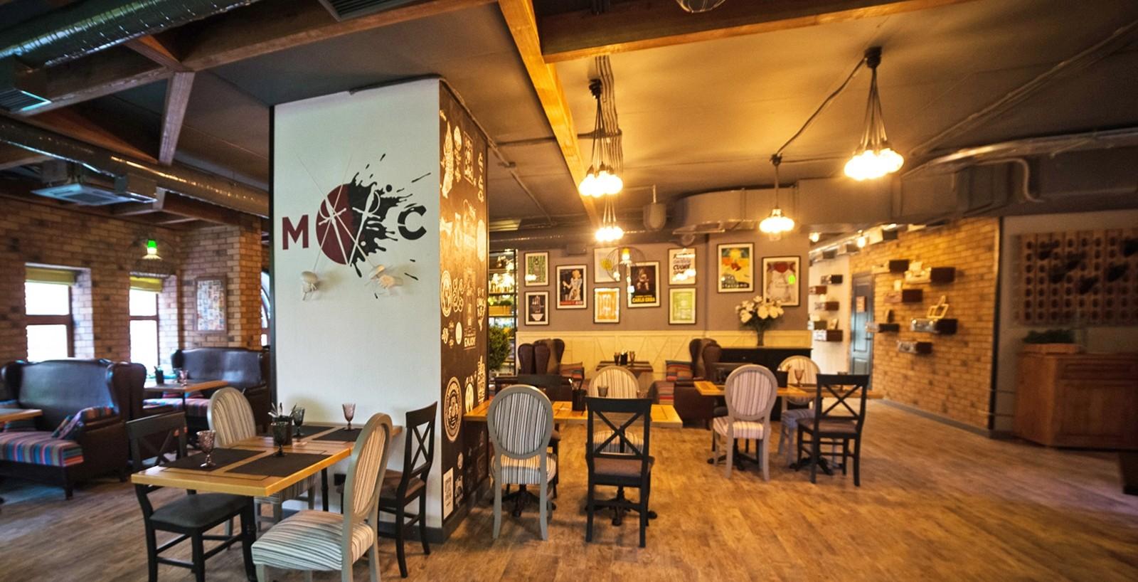 Ресторан Montecchi Capuleti, совладельцем которого является тесть Турчинова