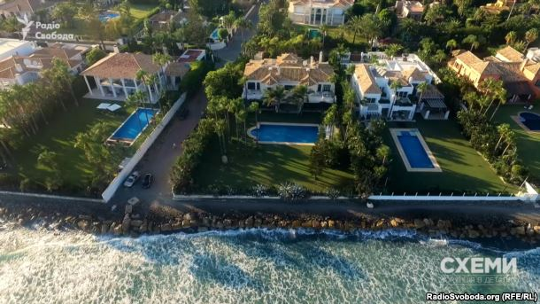 Недвижимость в Испании президента Порошенко