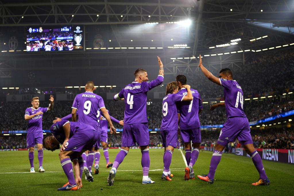 ФИФА признала Real Madrid лучшим футбольным клубом XX века