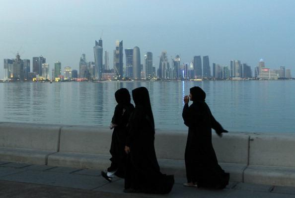 Только 25% граждан Катара можно считать коренными