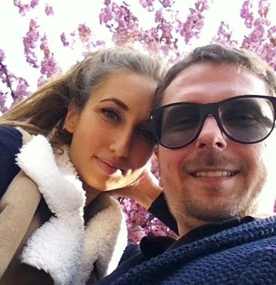 Ольга и Анатолий Шарий