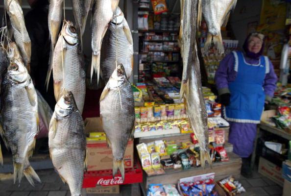 Учитывая беспредел в супермаркетах многие украинцы возвращаются к рынкам