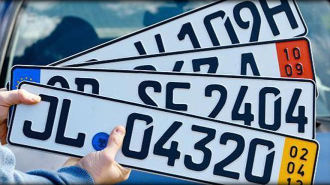 Влада збирається конфісковувати машини з іноземною реєстрацією (ВІДЕО)