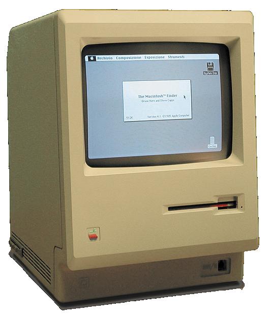 Самый первый Mac показали публике 24 января 1984 года
