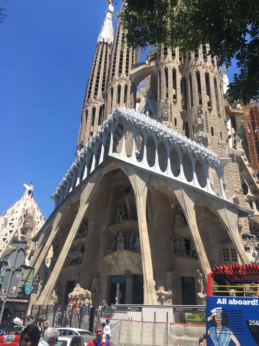 Саграда Фамилия (Тemple Expiatori de la Sagrada Familia)