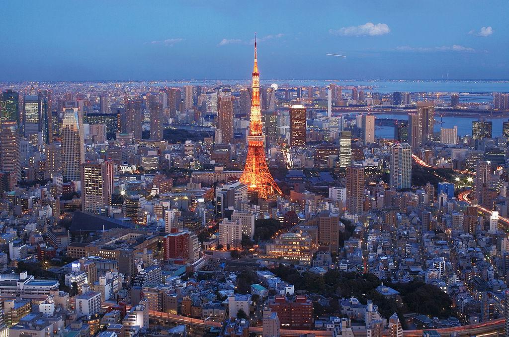 В Японии тоже жить и работать хорошо
