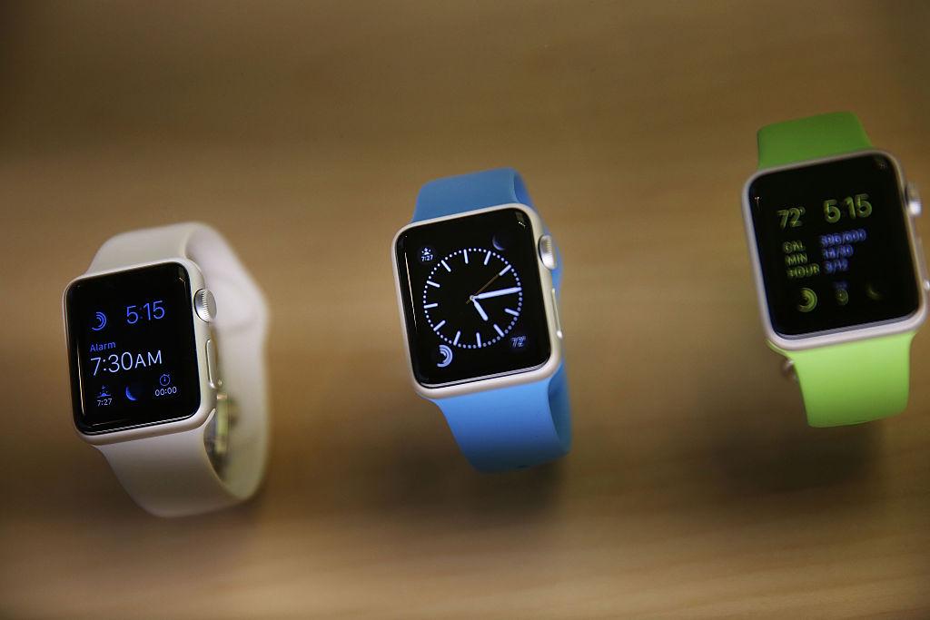 Часы Apple Watch Edition может позволить себе не каждый
