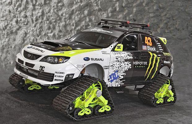 Subaru WRX STI TRAX