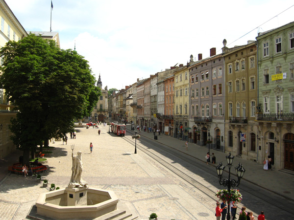 Во Львове можно послушать джаз и покататься на велосипедах