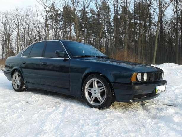 BMW E34 5 Series когда-то пользовался большой популярностью