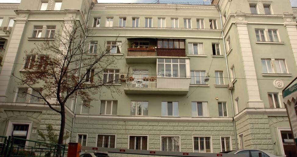 Столичная недвижимость Олега Кучера