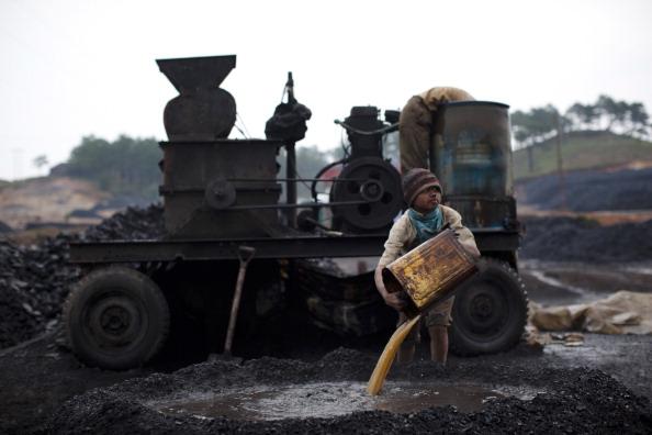 В Индии распространен детский труд
