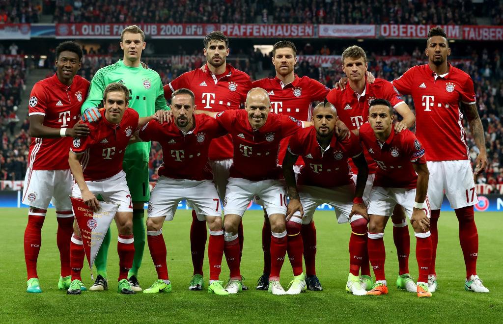 FC Bayern München считается одним из самых титулованных клубов мира