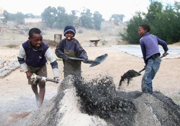 Труд несовершеннолетних детей в Лесото