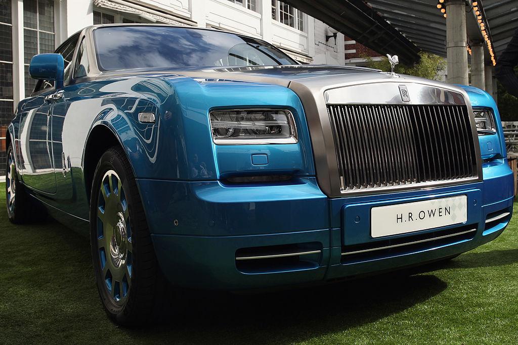 Rolls Royce Waterspeed Phantom