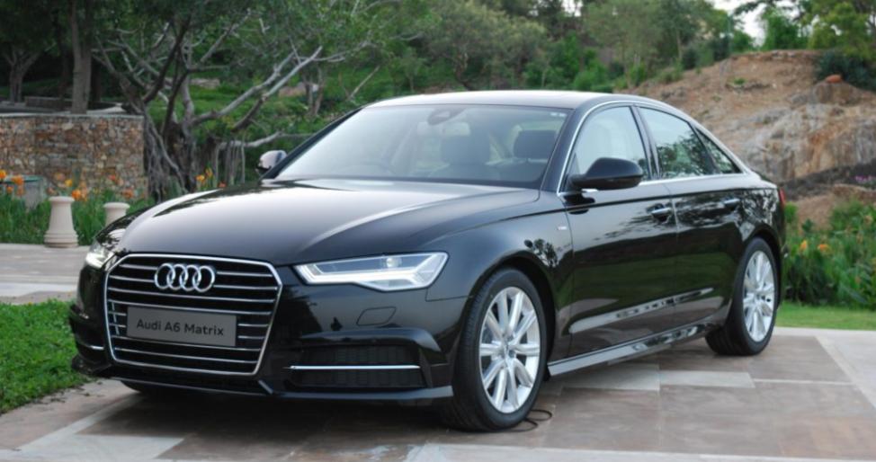 На Audi A6 было потрачено 33 тысячи долларов