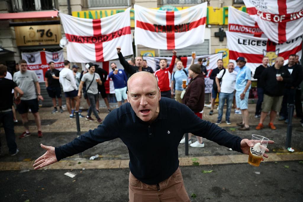 Англия известна хорошим пивом и захватывающими футбольными матчами