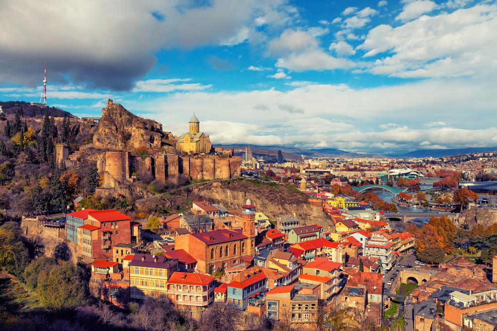 Тбилиси - страна с богатой историей и уникальной культурой