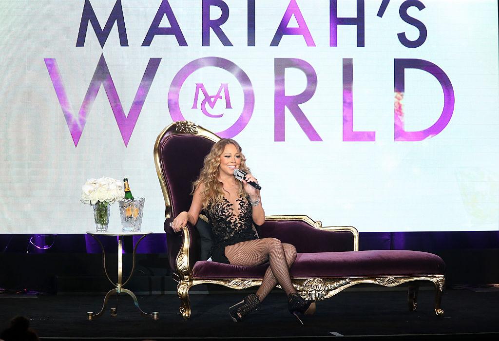 Ноги Мэрайи Кэри застрахованы на один миллиард долларов
