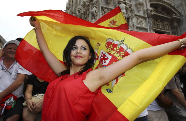 Испанки - одни из самых красивых девушек в мире