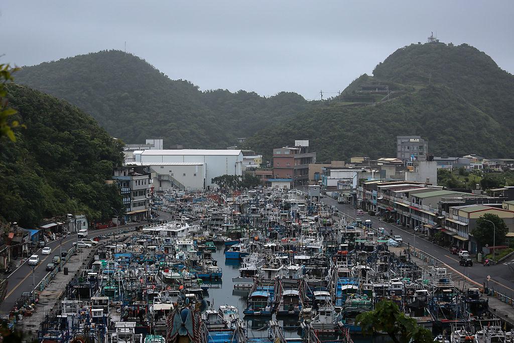 В Тайвани развит флот