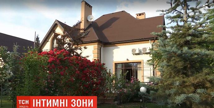 Дом, где живет секретарь СНБО