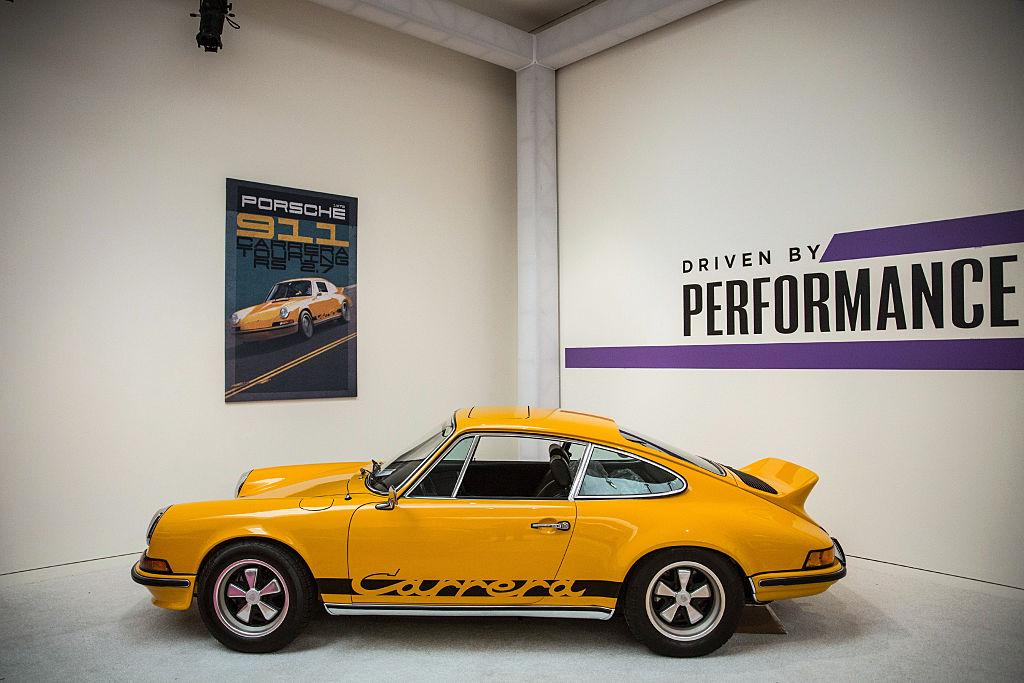 Porsche также понравился автолюбителям