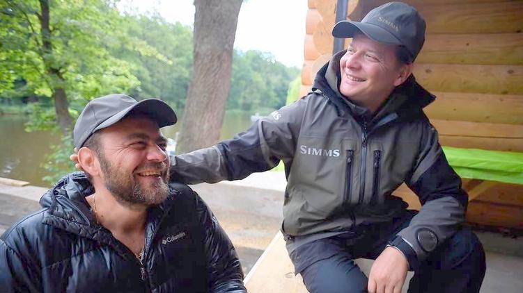 Ляшко с Алексеем Ленским
