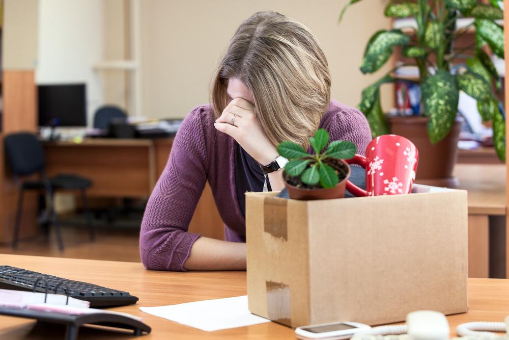 Увольнение - повод начать новую жизнь, а не расстраиваться