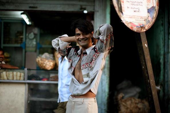 В Индии живет веселый, неунывающий народ