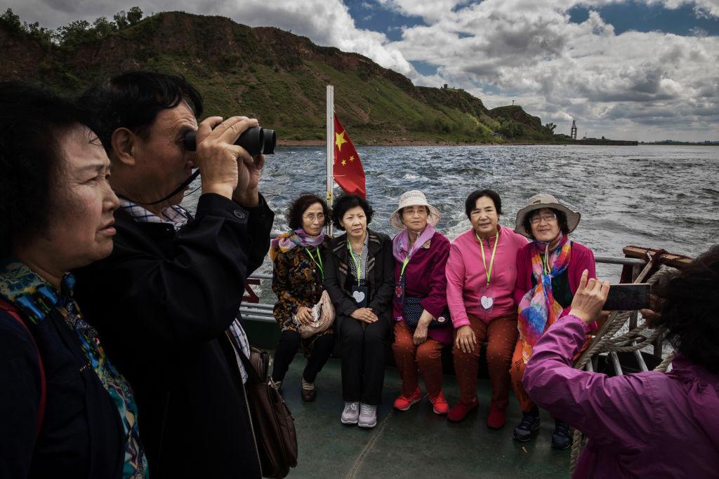 Китайским пенсионерам живется неплохо