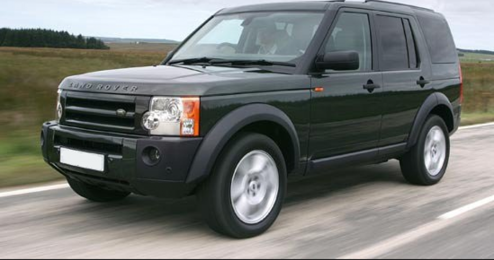 Rover Discovery 2007