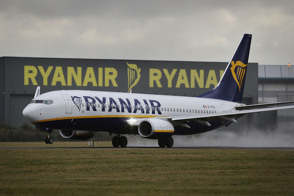 С Ryanair удобно добираться в страны Европы