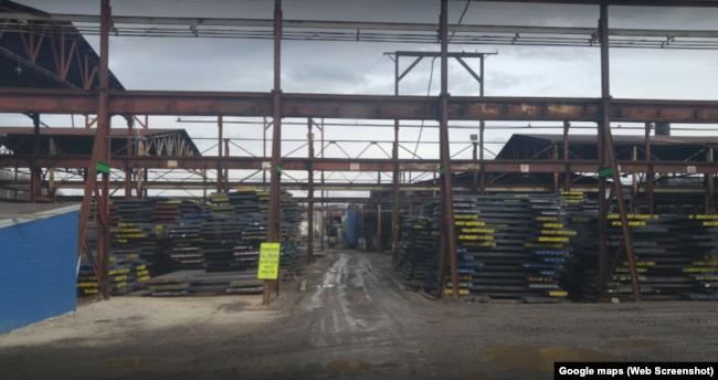 Завод по производству ферросиликомарганца Felman Production LLC