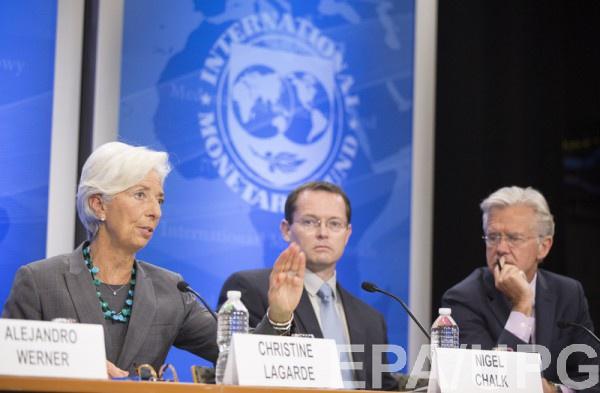 МВФ опроверг отсрочку рассмотрения выделения транша Украине